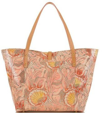 Brahmin All Day Tote Sunset Batik