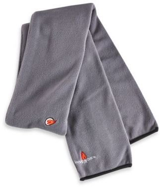 HotMocsTM Fleece Scarf in Charcoal $14.99 thestylecure.com