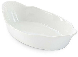 JCPenney Home Whiteware Set of 2 Au Gratin Dishes