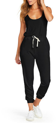 Vitamin A Avalon Cotton Drawstring Jumpsuit