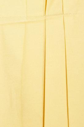Marni Pleated cotton top