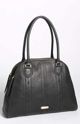 T Tahari Dome Satchel, Large