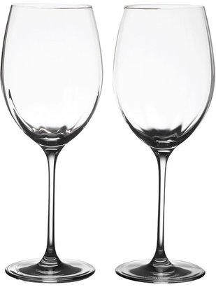 Oneida Aquarius Red Wine - Set of 2 (Clear) - Home