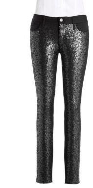 Paige Sequin Jeggings