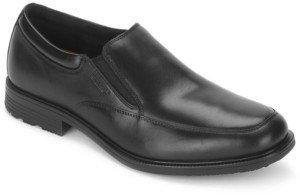 Rockport Men's Essential Details Waterproof Slip On Men's Shoes