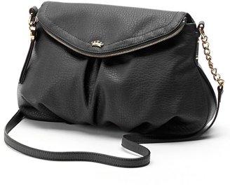 Juicy Couture Traveler Flap Crossbody Bag $79 thestylecure.com