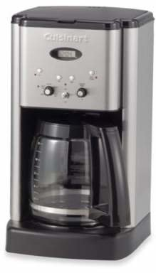 Cuisinart Brew CentralTM 12-Cup Programmable Coffee Maker in Black