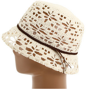 San Diego Hat Company EBH9786 Crochet Bucket Hat