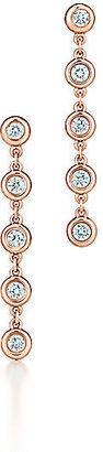 Tiffany & Co. Elsa Peretti®:Diamonds by the Yard® Drop Earrings