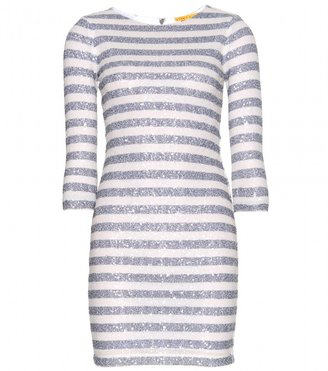 Alice + Olivia Pammy sequin-embellished dress