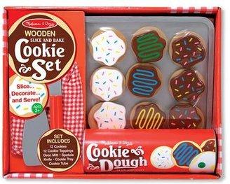 Melissa & Doug Slice & Bake Cookie Set Wooden Play Food