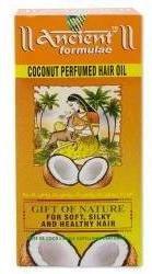 Hesh Pharma Ancient Formula Coconut Hair Oil by 200ml Oil)