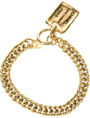 Chanel rue cambon charm bracelet