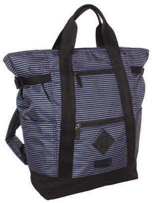 Le Sport Sac Brooklyn Tote (Truffle Stripe) - Bags and Luggage
