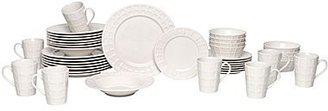 Pfaltzgraff Everyday 40-pc. Manhattan Dinnerware Set