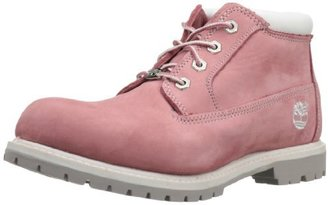 Timberland Women's Nellie Double Waterproof Ankle Boot $94.04 thestylecure.com
