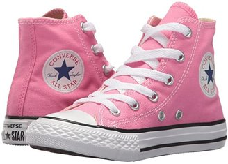 Converse Pink Girls' Shoes | Shop the