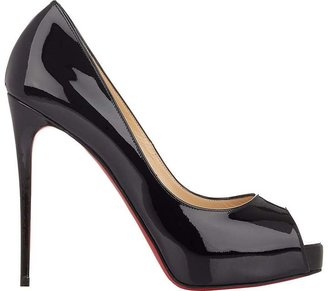Christian Louboutin Women's New Very Prive Pumps $795 thestylecure.com