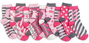 LittleMissMatched Juicy Sparky Anklet Socks Gift Set