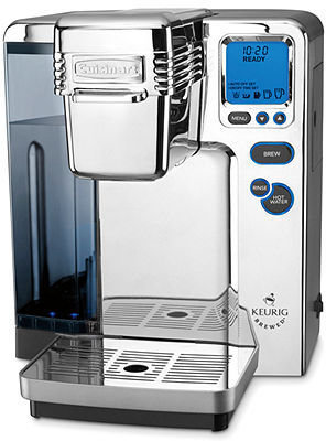 Cuisinart SS700CH Single Serve Brewer, Coffee Maker
