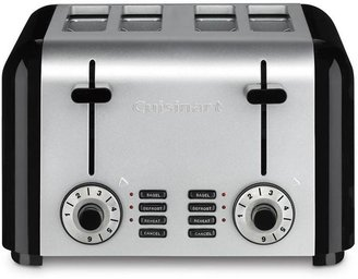Cuisinart 4-slice Stainless Steel Compact Toaster