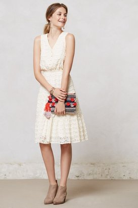 Anthropologie Tiered Tenaya Dress