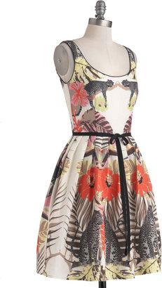 Corey Lynn Calter The Forest Flora Dress