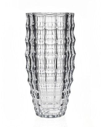 Godinger windows crystal vase