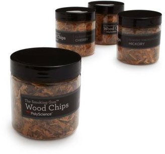 Breville The Smoking GunTM Classic Wood Chips, Set of Four