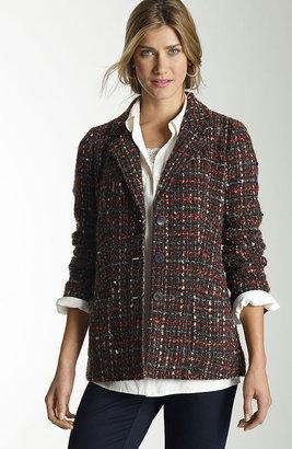 J. Jill Italian tweed jacket