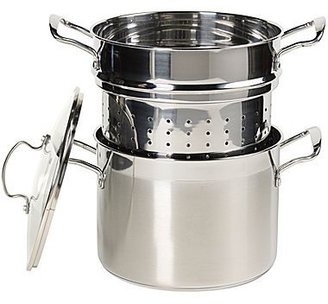 JCPenney CLOSEOUT! BellaTM 8-qt. Stainless Steel Multi Stock Pot