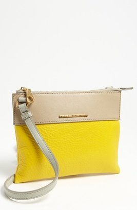 Marc by Marc Jacobs 'Sheltered Island - Percy' Colorblock Leather Crossbody Bag, Small