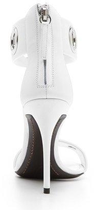 Giuseppe Zanotti Coline Grommet Stiletto Sandals