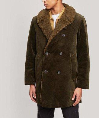 Oliver Spencer Newington Kingsley Cord Coat
