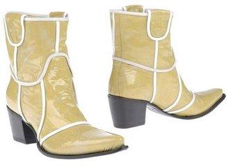 Gianni Barbato Ankle boots