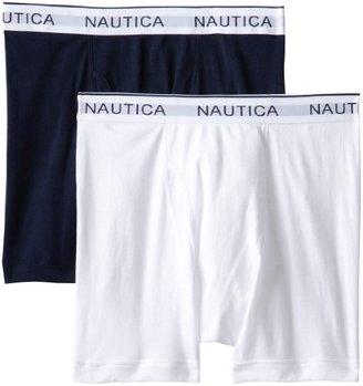 Nautica Men's 2-Pack Boxer Brief