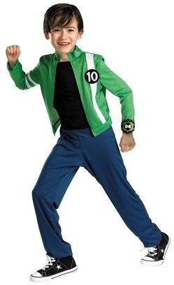 Ben 10 BuySeasons Boy's Alien Force Costume