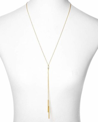 "Gorjana Mave Lariat Necklace, 18.5"" $78 thestylecure.com"