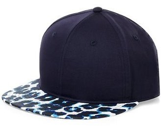 Juicy Couture Colorblock Baseball Hat