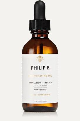 Philip B Rejuvenating Oil, 60ml - Colorless