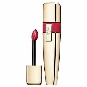 L'Oreal Colour Riche Caresse Wet Shine Stain, Pink Resistance 183 (Pink)
