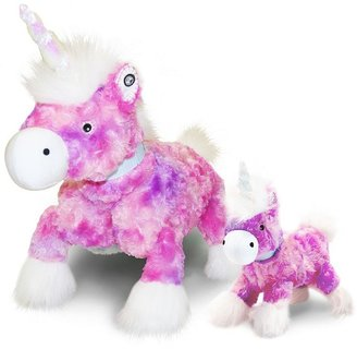 Zoobies blanket pets uriel the unicorn and mini plush