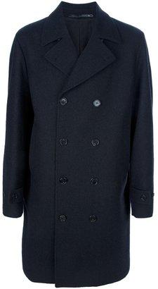 Kris Van Assche double breasted coat