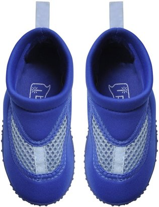 I Play Swim Shoes - Blue-4