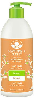 Nature's Gate Lotion Papaya