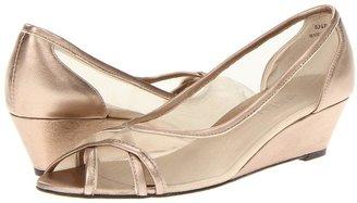 VANELi Bloomy (Opal Metallic Cavo/Beige Mesh) - Footwear