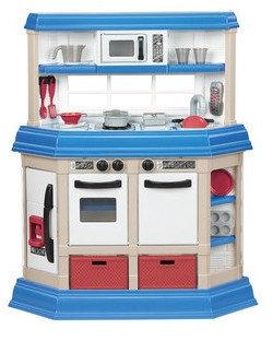 American Plastic Toys 22 Piece Kitchen Set