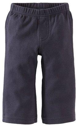 Tea Collection Cute Bootcut Pants - Indigo-3-6 Months