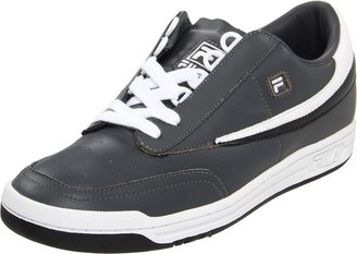 Fila mens Original Tennis Sneaker Castlerock/White/Black 6 M US