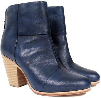 Rag and Bone Rag & Bone Classic Newbury Booties in Painted Leather